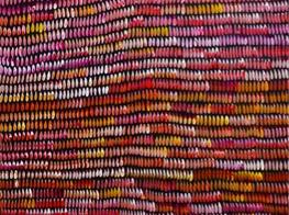 Janet Golder Kngwarreye's artwork (Australia)