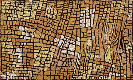 Marrapinti (2003), by artist Walangkura Napanangka