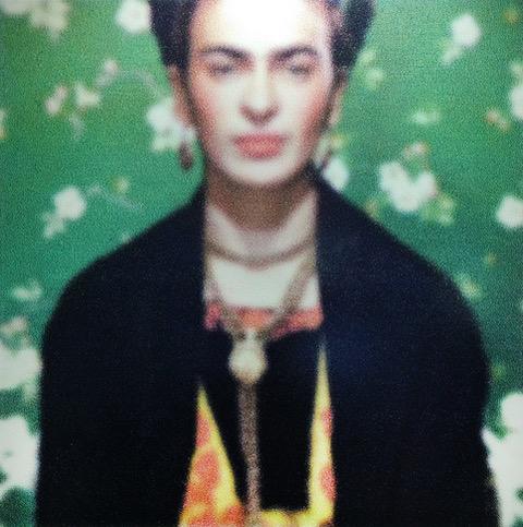 Frida (Kahlo) by artist Douglas Stewart (Canada/United States)