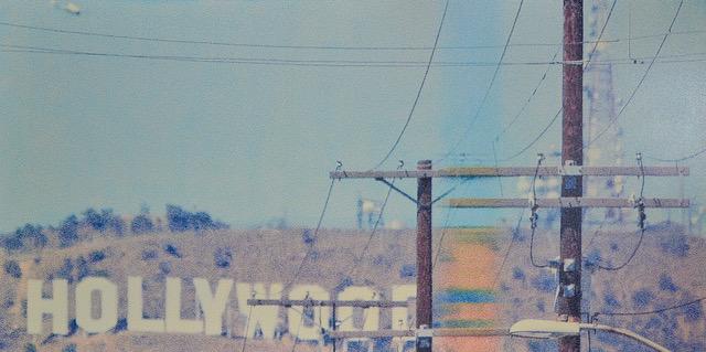 Hollywood, CH.7 by artist Douglas Stewart (Canada/United States)
