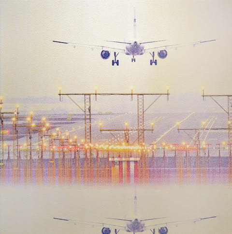 LAX by artist Douglas Stewart (Canada/United States)