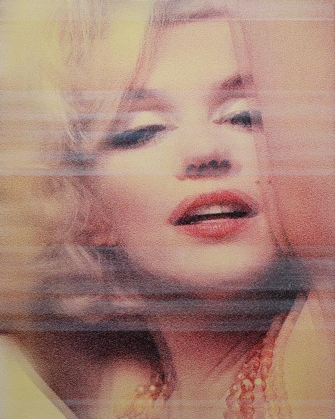 Marilyn by artist Douglas Stewart (Canada/United States)