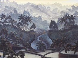 Ni Gusti Agung Galuh's artwork (Indonesia)