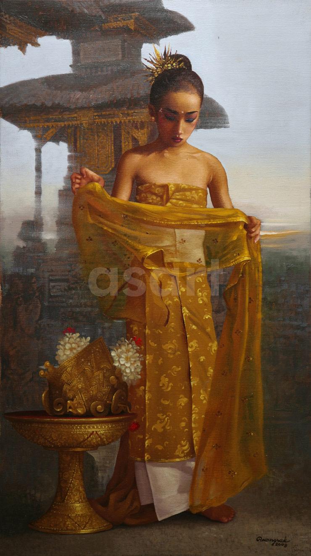 Sheer Magic, by Asian artist Rearngsak Boonyavanishkul (Thailand)