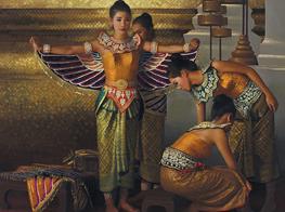 Rearngsak Boonyavanishkul's artwork (Thailand)
