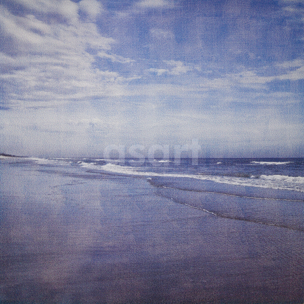 Beach, Fr Channel 9, by international artist Douglas Stewart (Canada/United States)
