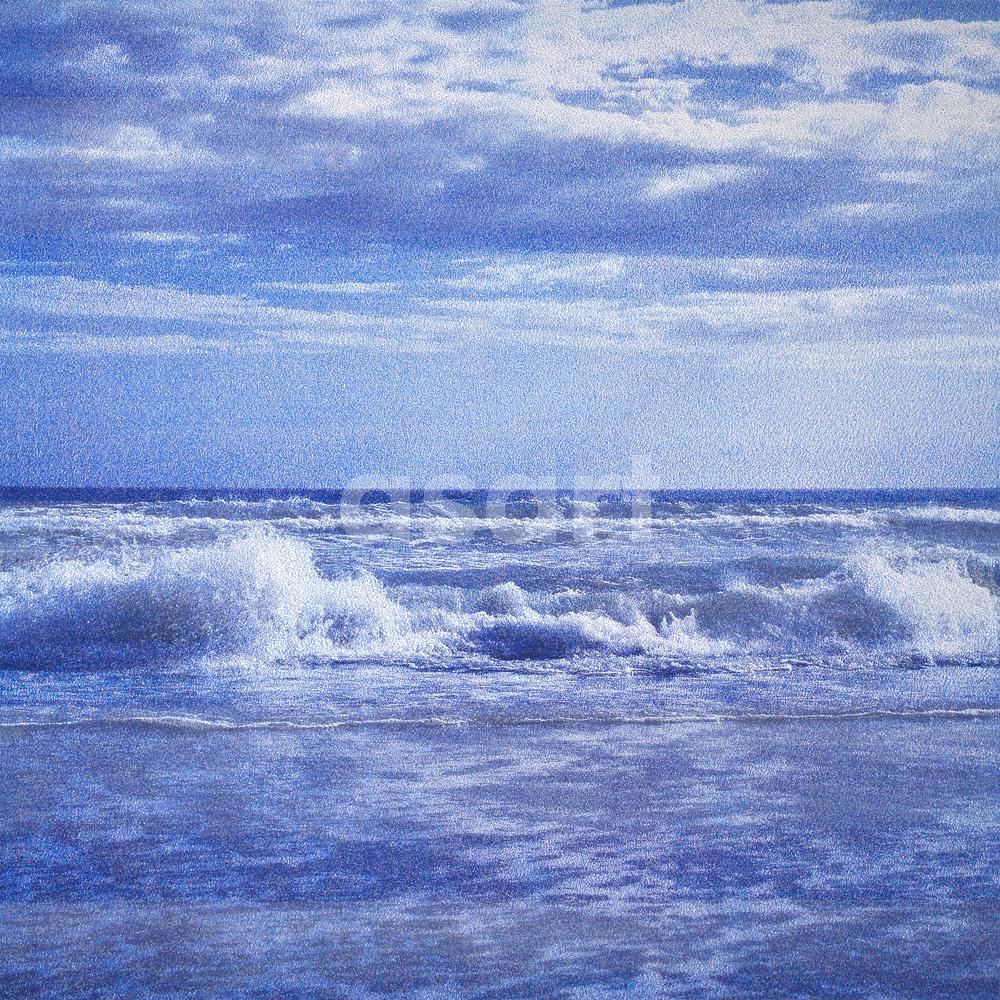Blue Channel, by international artist Douglas Stewart (Canada/United States)