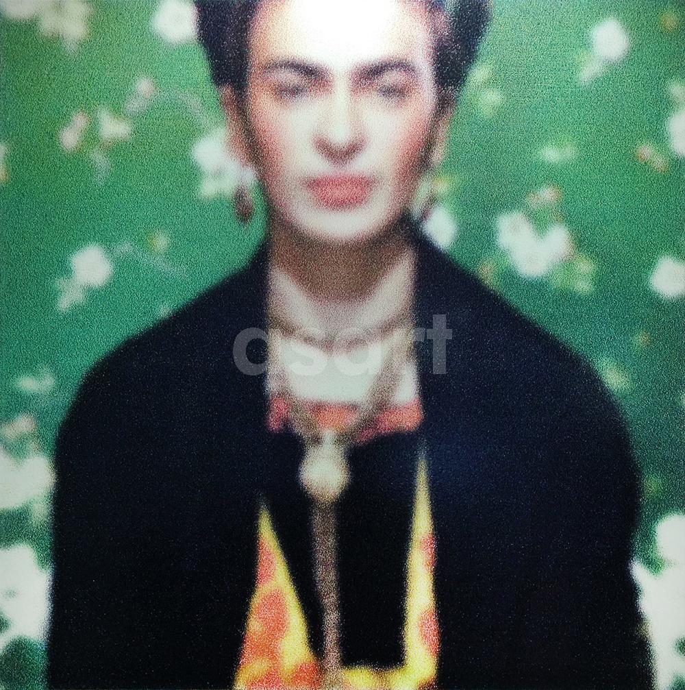 Frida (Kahlo), by international artist Douglas Stewart (Canada/United States)