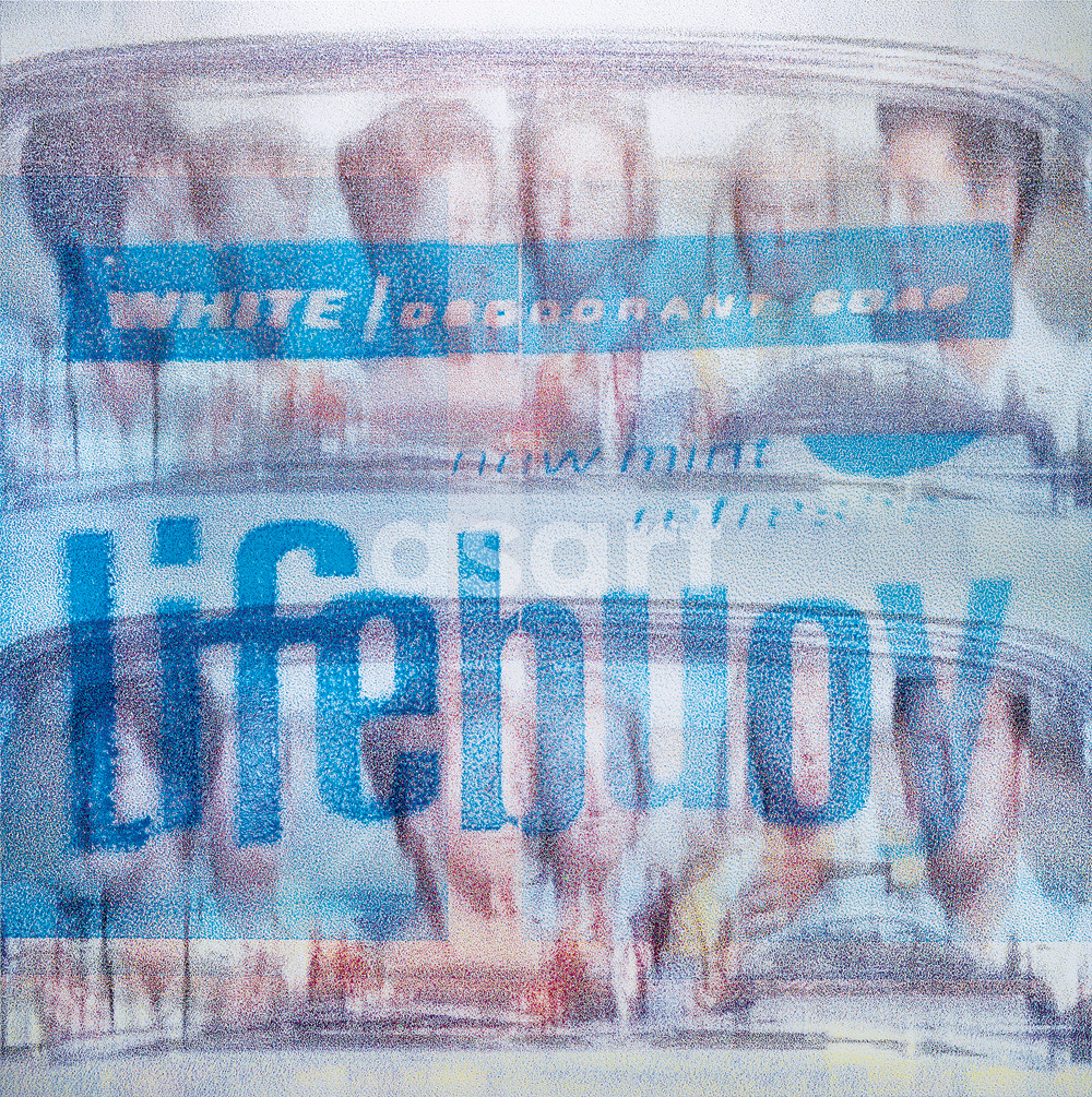 Lifebuoy, by international artist Douglas Stewart (Canada/United States)