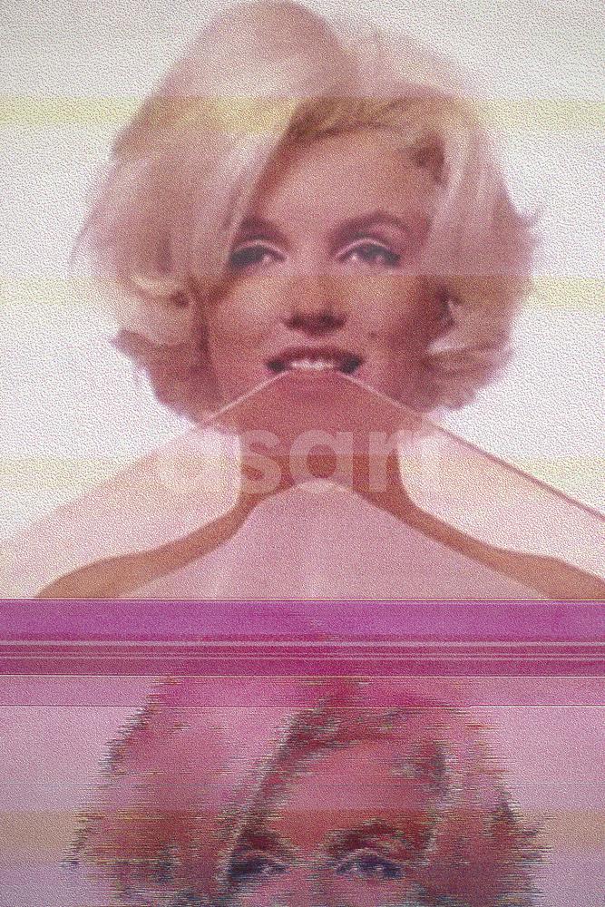 Marilyn When, by international artist Douglas Stewart (Canada/United States)