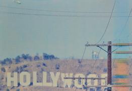 Hollywood, CH.7, by international artist Douglas Stewart (Canada/United States)